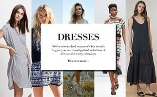 The style edit: dresses