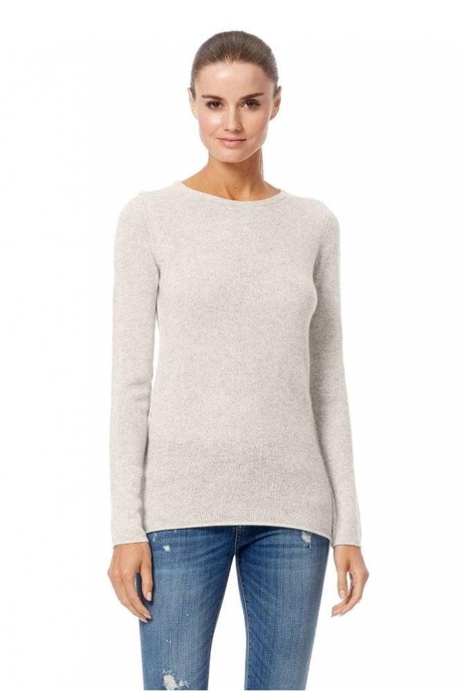 360 Cashmere Katrine Sweater in Crème