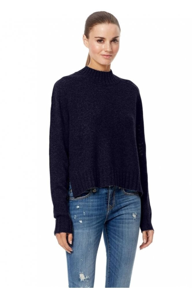 360 Sweater Delanie Sweater in Midnight