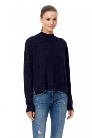 Delanie Sweater in Midnight