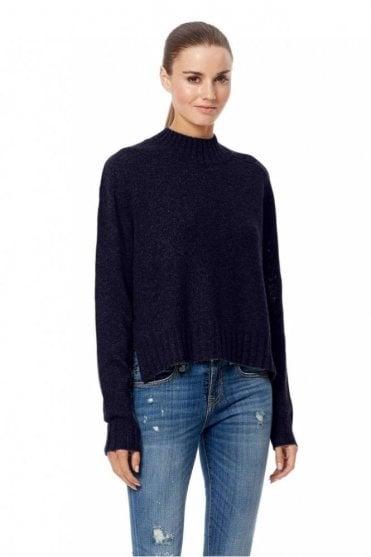 Delanie Sweater in Midnight