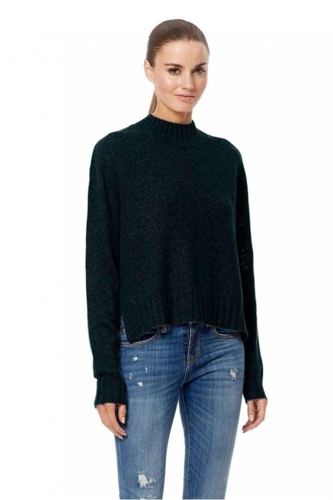 360 Sweater Delanie Sweater in Spruce