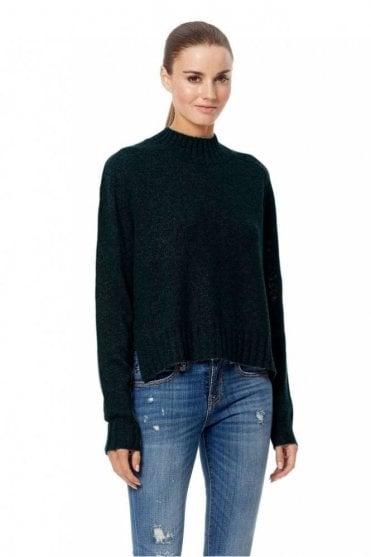 Delanie Sweater in Spruce