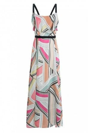 Maxi Dress in Miakis