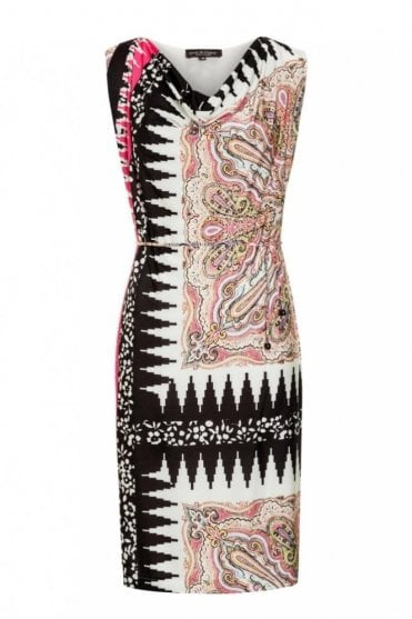 Paisley Dress in Medissa