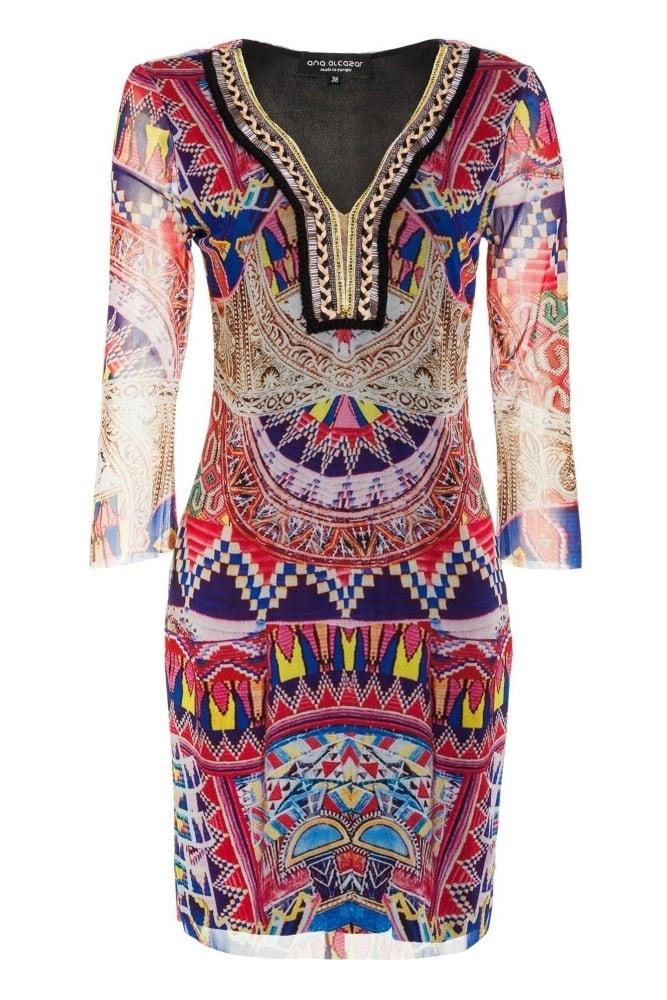 c761d5686a609d Ana Alcazar Tunic Dress in Mellybena at Sue Parkinson