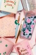 Ban.do Glitter Bomb Souvenir Pen – Metallic Gold