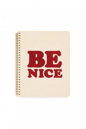 Rough Draft Mini Notebook – Be Nice