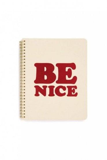 Rough Draft Mini Notebook – Be Nice