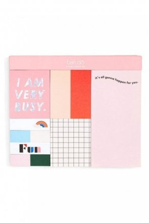 Sticky Note Set – I Am Very Busy