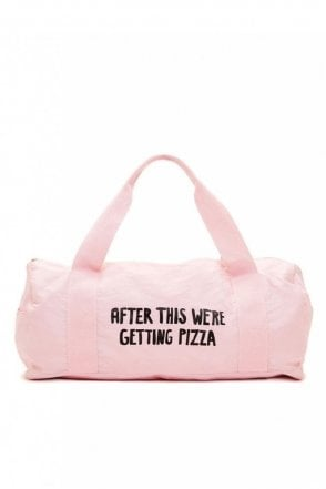 Work It Out Gym Bag – After This We're Getting Pizza