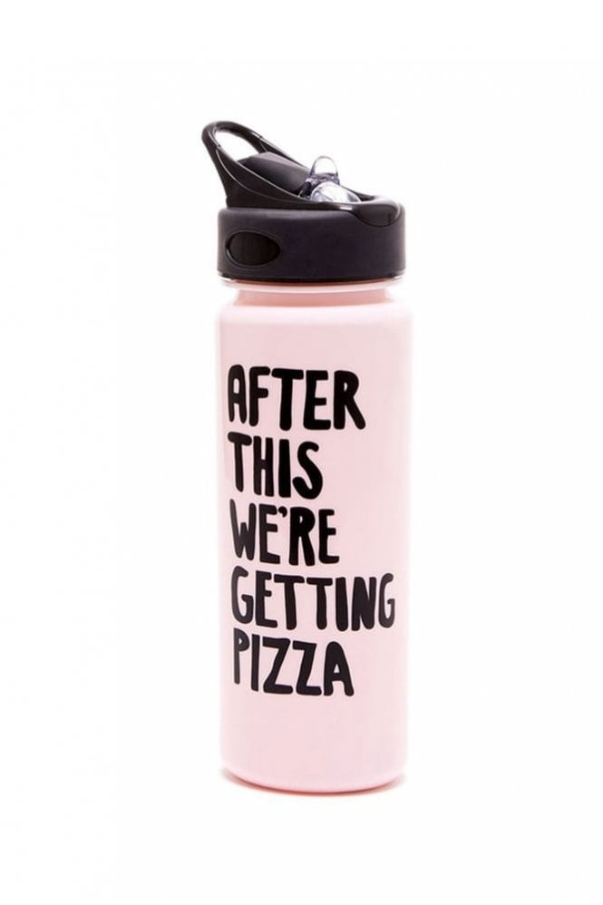 Ban.do Work It Out Water Bottle – After This We're Getting Pizza