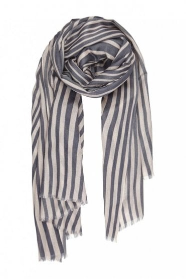 Funky Stripes Rose/Grey