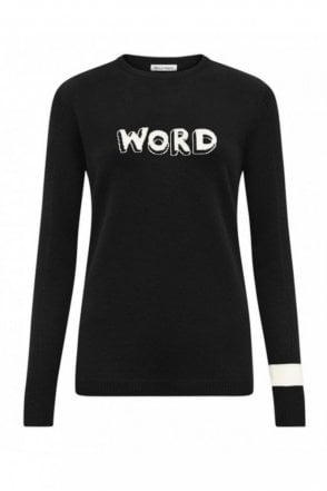 Word Jumper Black