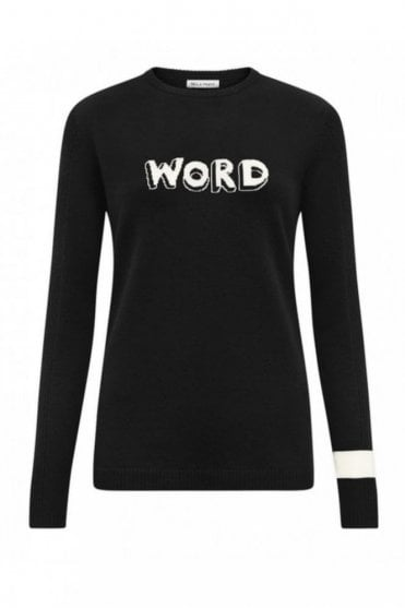 Word Jumper Black