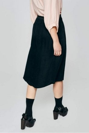 Hatch Skirt in Black