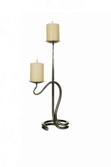 Double Round Candlestick