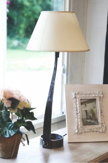 Small Jacobean Lamp