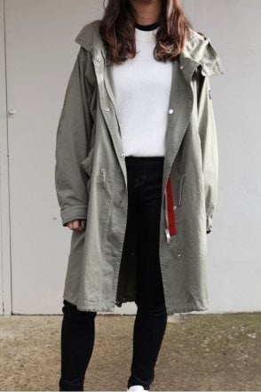 Brinsley Cotton Parka