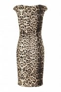 Bernshaw Ivett Animal Print Dress