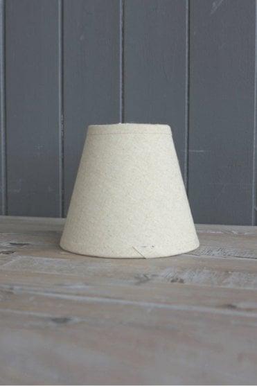 Petite Linen Cone