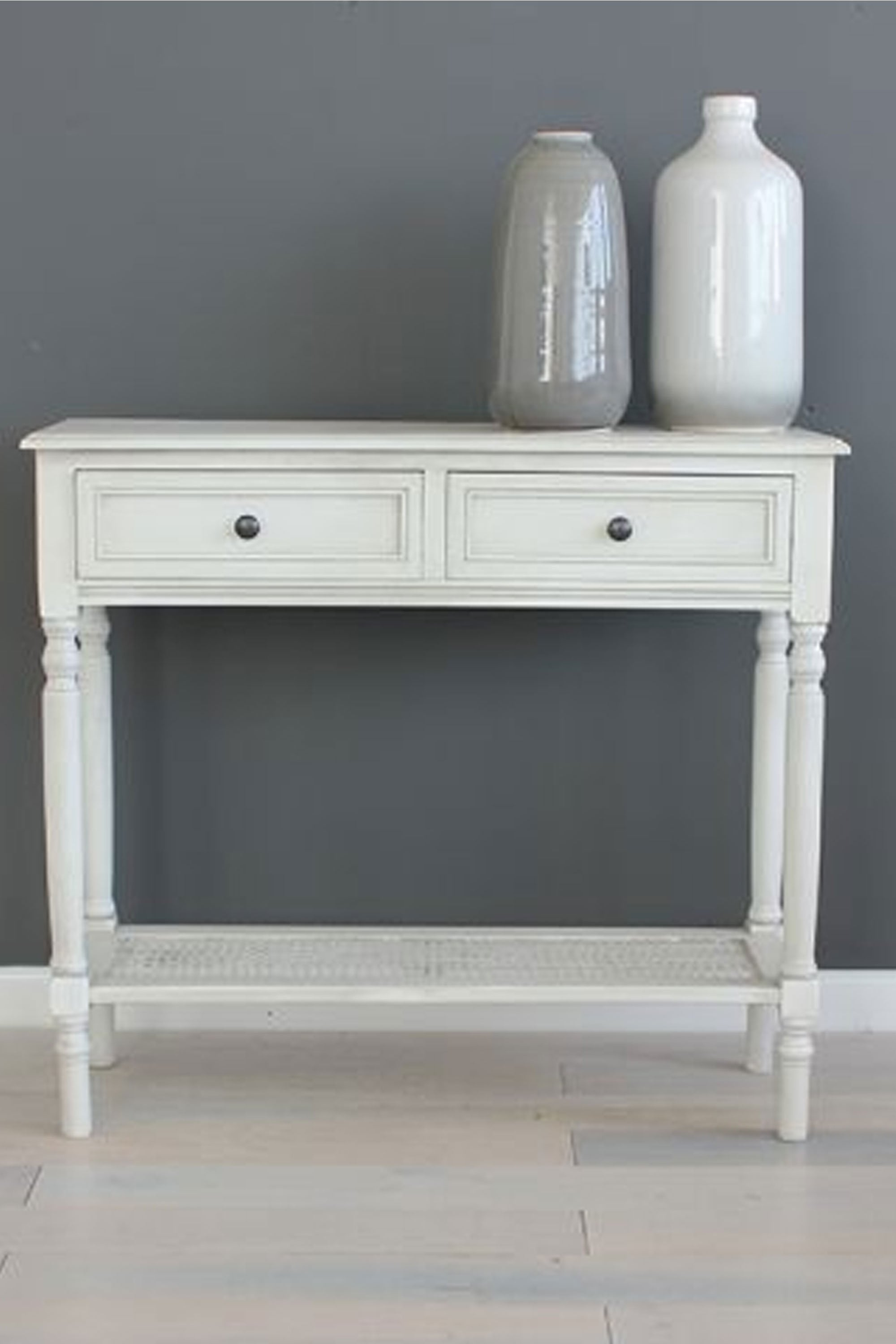 Biggie Best Venice Console Table In Oyster At Sue Parkinson