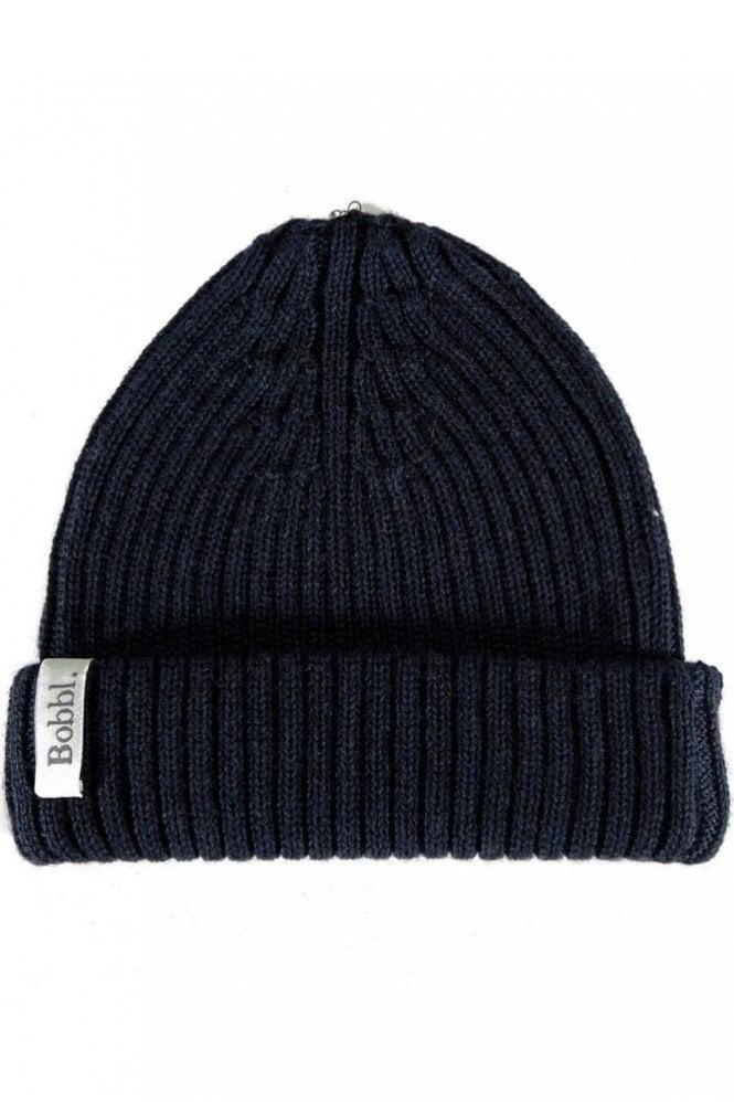 Bobbl. Classic Hat in Dark Denim