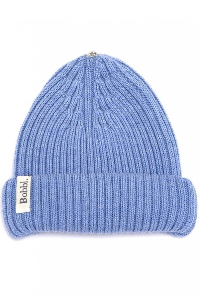 Bobbl. Classic Hat in Denim
