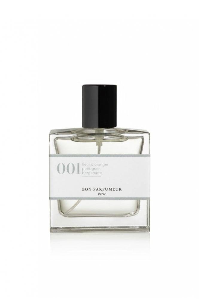 Bon Parfumeur 001 Orange Blossom, Petitgrain, Bergamot EDP 30ml
