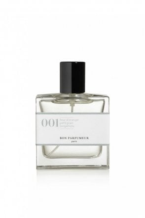 001 Orange Blossom, Petitgrain, Bergamot EDP 30ml