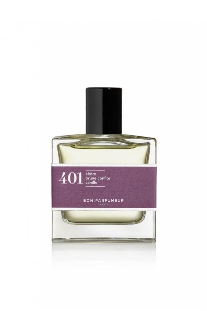 Bon Parfumeur 401 Cedar, Candied Plum, Vanilla EDP 30ml