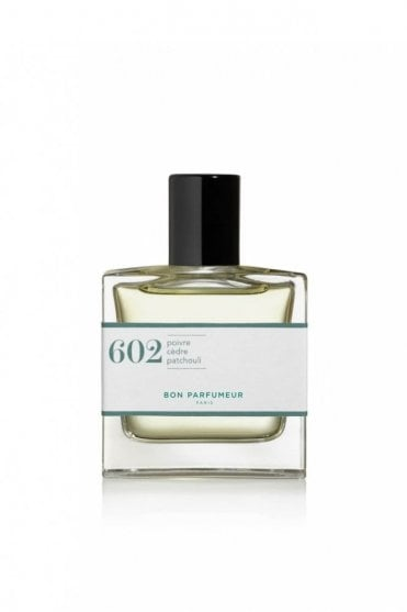 602 Pepper, Cedar, Patchouli EDP 30ml