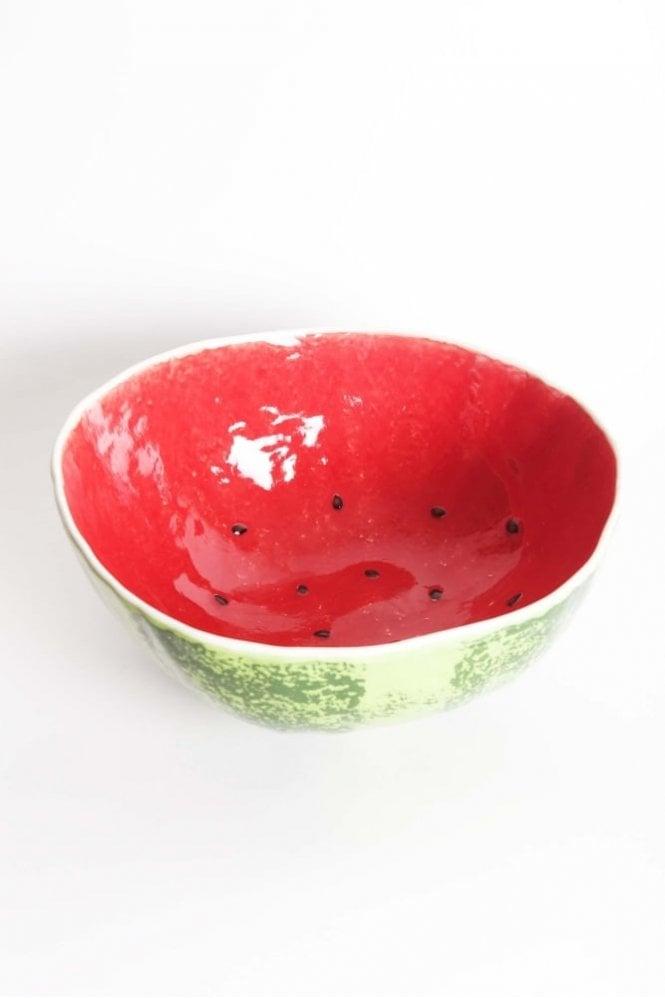 Bordallo Pinheiro Watermelon Salad Bowl