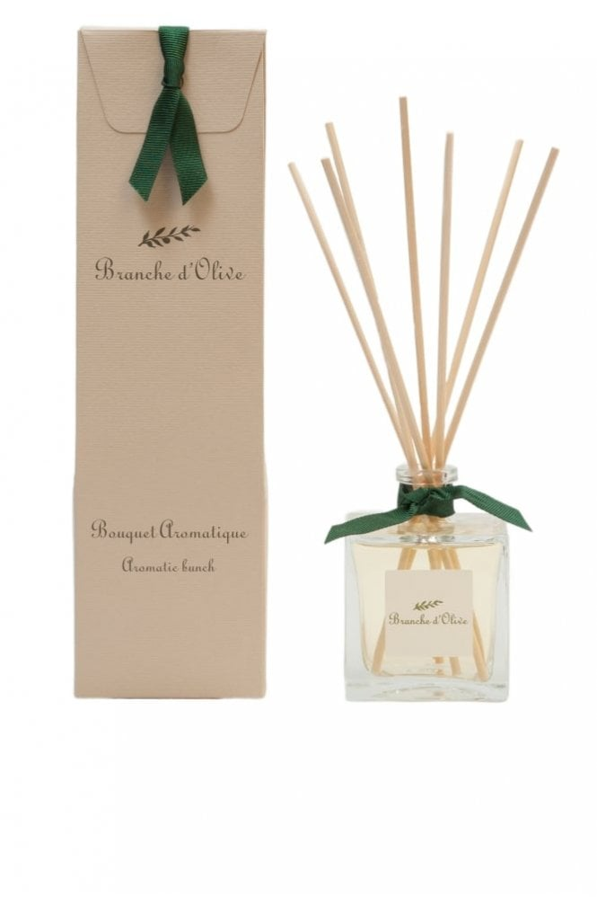 Branche D'Olive 100ml Diffuser – Green Fig