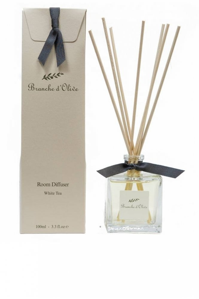 Branche D'Olive 100ml Diffuser – White Tea