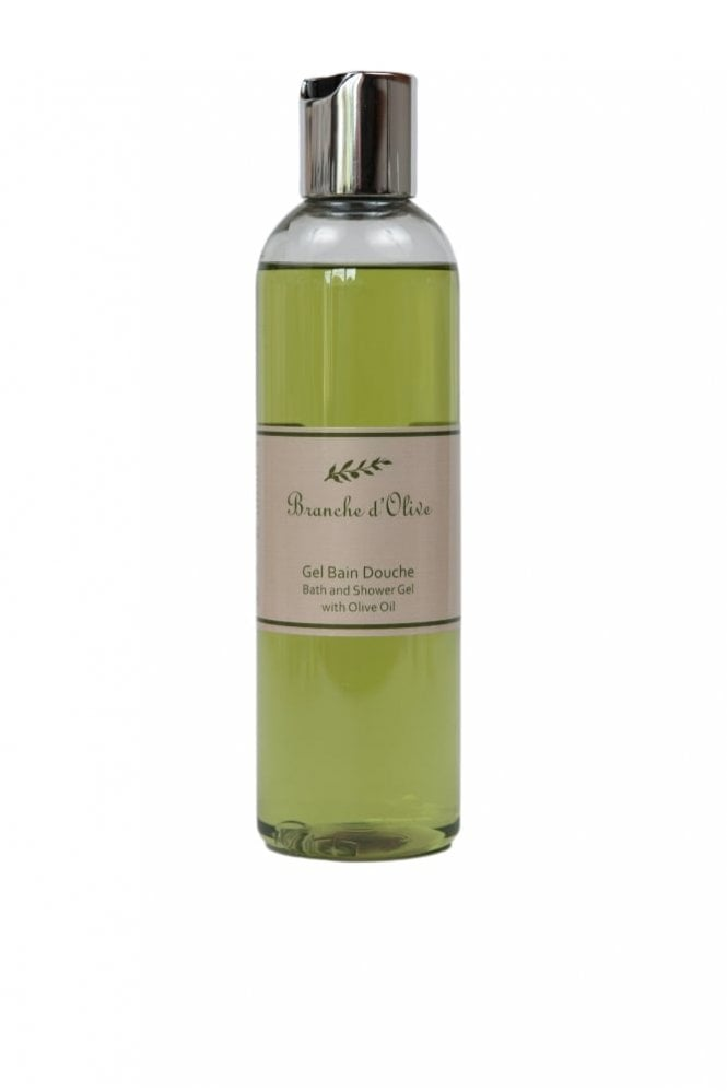 Branche D'Olive 250ml Bath/Shower Lotion – Olive