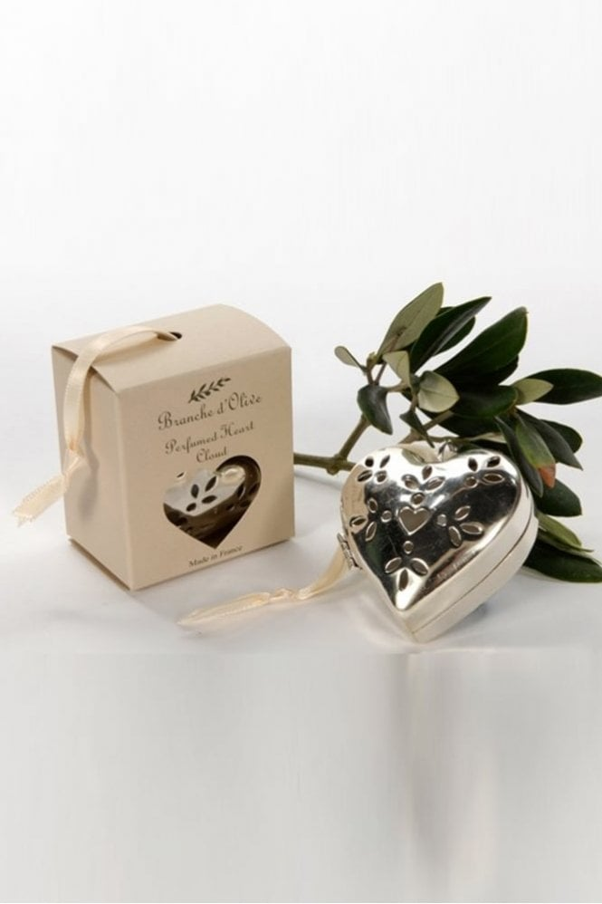 Branche D'Olive A Small Heart Pomander – Cloud