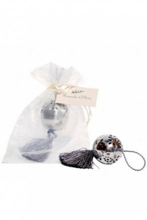 Tassled Small Ball Pomander – Cloud