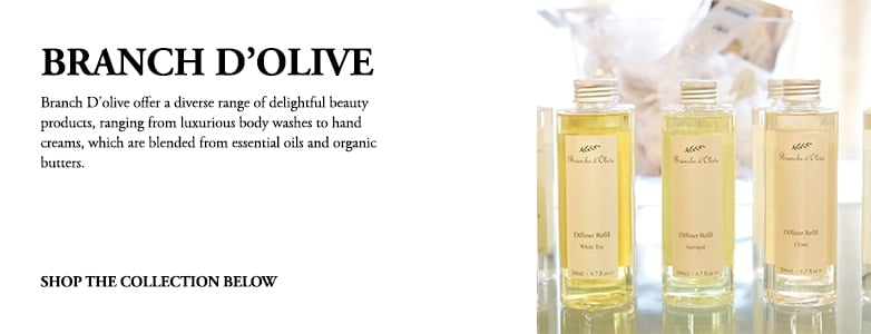Branche D'Olive Hand Care