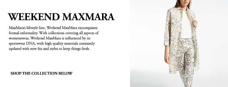 Weekend MaxMara Trousers