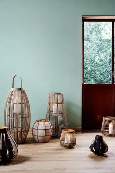 Aleta Bamboo Lantern