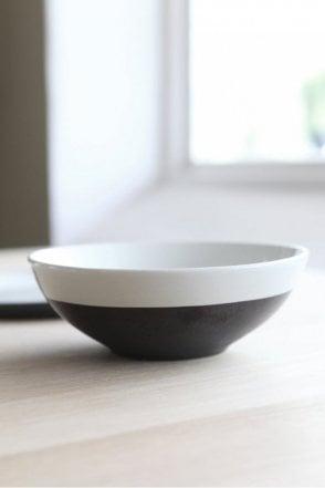Esrum Bowl in Ivory Grey