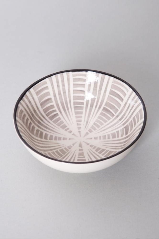 Broste Copenhagen Modern Bowl – Lines