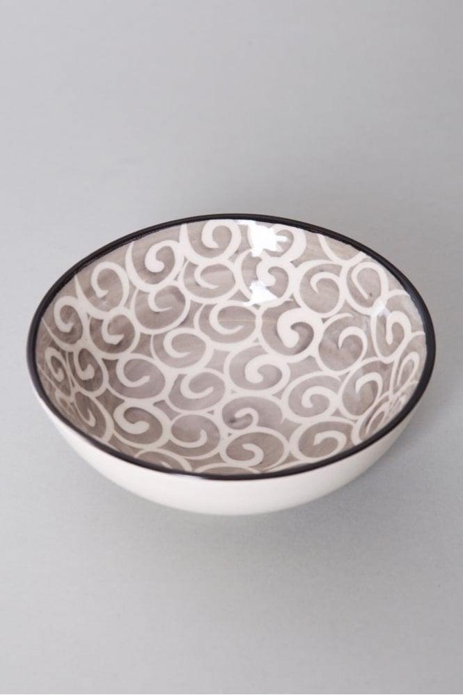 Broste Copenhagen Modern Bowl – Swirl