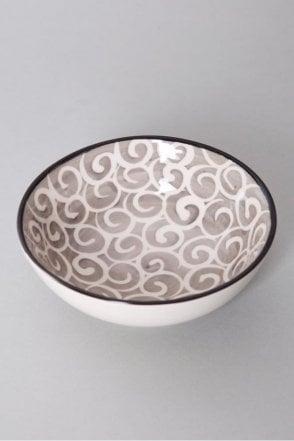 Modern Bowl – Swirl