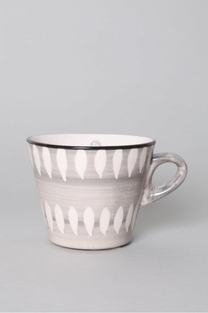 Broste Copenhagen Modern Mug – Leaf