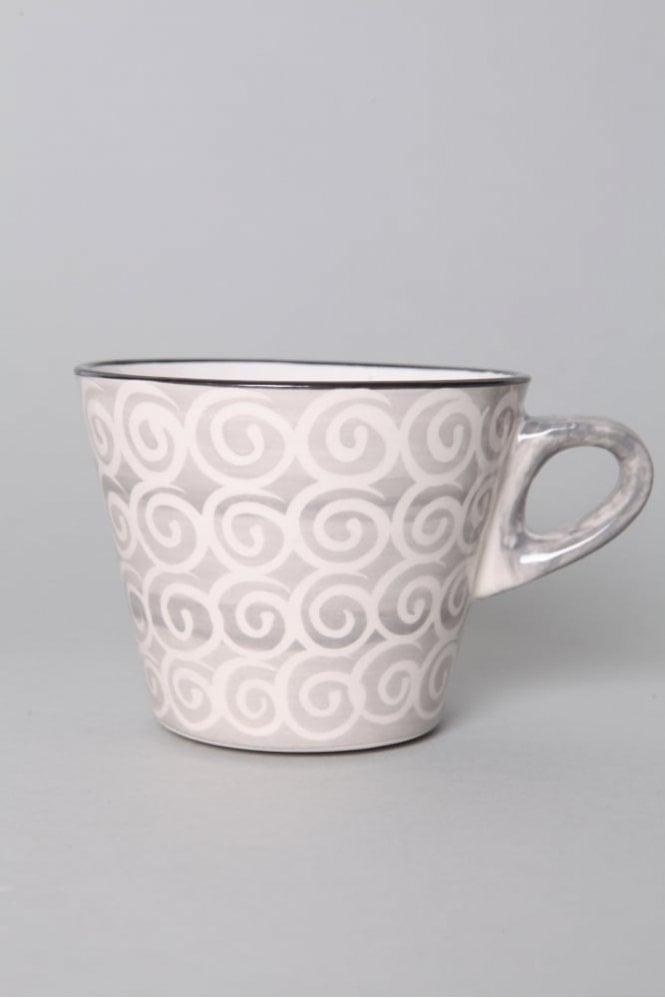 Broste Copenhagen Modern Mug – Swirl