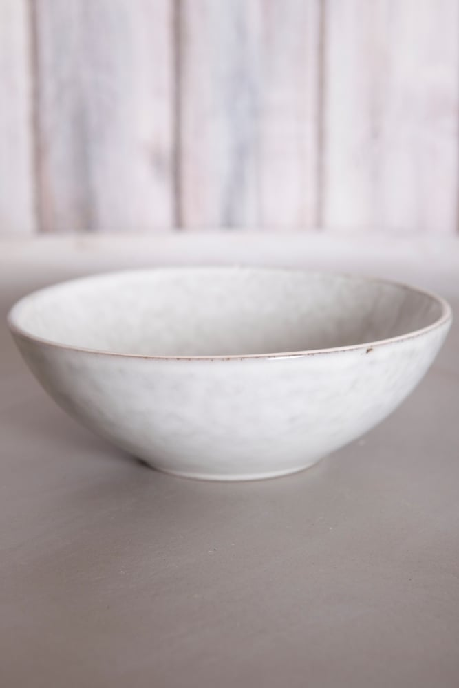 broste copenhagen nordic sand pudding bowl at sue parkinson. Black Bedroom Furniture Sets. Home Design Ideas