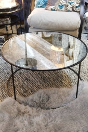 Stends Large Round Coffee Table