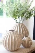 Broste Copenhagen Wide Vase Small